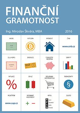 Finanční gramotnost 2016 titulní strana