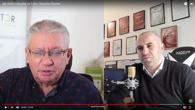 Jak složit 3 zkoušky za 1 den | Stanislav Štecher