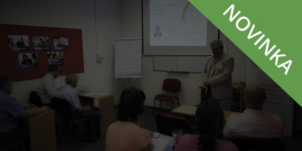 NOVINKA: Přípravný seminář na pojištění